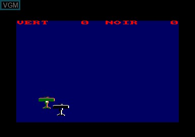 In-game screen of the game 1914 on Amstrad CPC