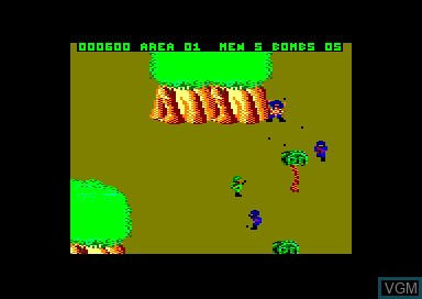 1942 & Commando & Kong Strikes Back & Space Harrier