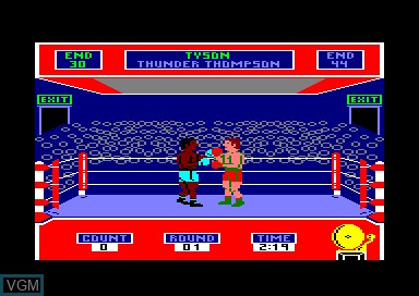 Barry McGuigan's Boxing
