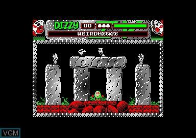 Dizzy 4 - Magicland Dizzy