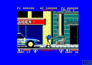 ESWAT - Cyber Police