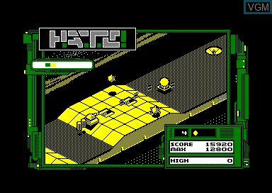 HATE - Hostile All Terrain Encounter