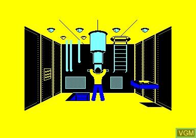 Silent Service - The Submarine Simulation