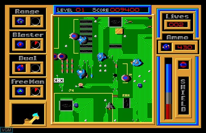 Cosmocade - The Arcade of Tomorrow