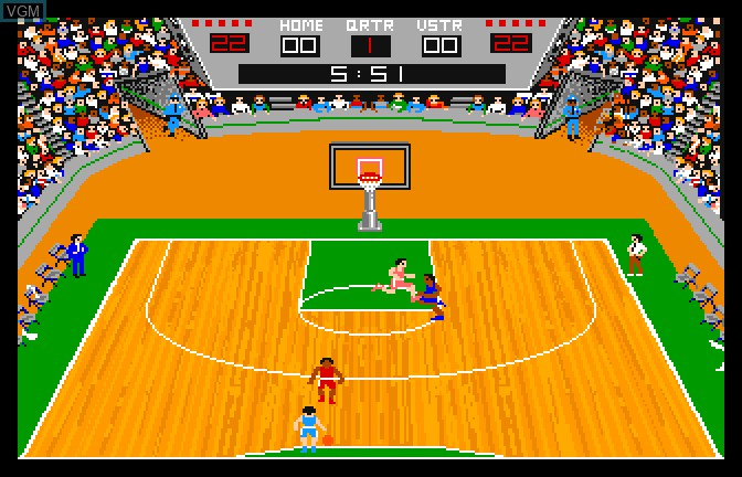 GBA Championship Basketball - Two-On-Two