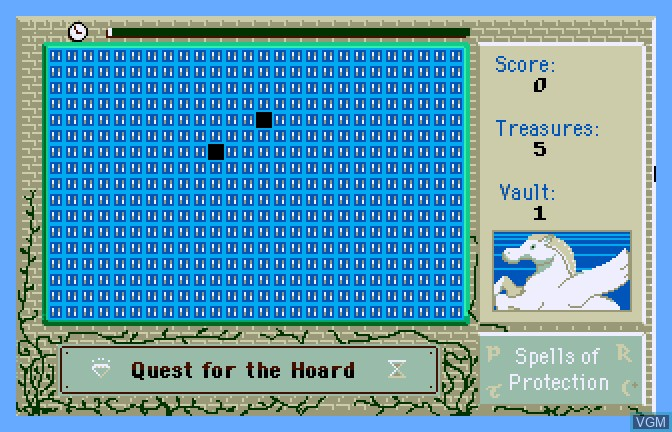 Quest for the Hoard