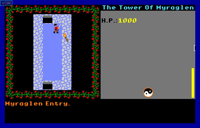 Tower of Myraglen, The