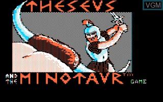 theseus minotaur game