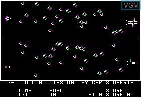 3-D Docking Mission