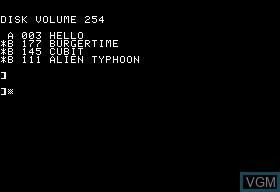 Alien Typhoon & Burgertime & Cubit