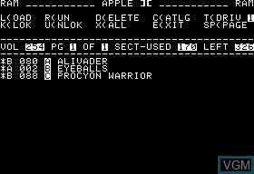 Alivader & Eyeballs & Procyon Warrior