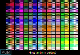 Apple Extended 80-Column Text - AppleColor Card Demo, The