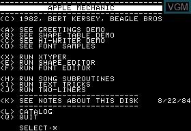 Apple Mechanic