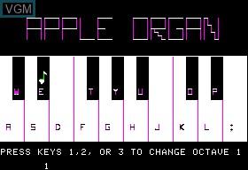 Apple Organ