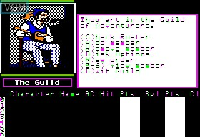Bard's Tale II - The Destiny Knight, The