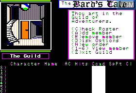Bard's Tale, The