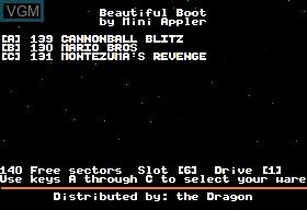 Cannonball Blitz & Mario Bros & Montezuma's Revenge