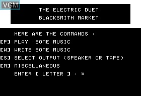 Electric Duet, The