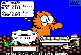 Garfield, Eat Your Words