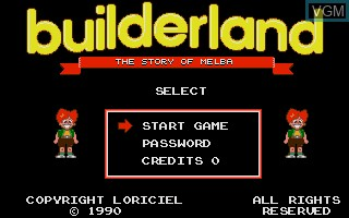 Builderland - The Story of Melba for Atari ST - The Video