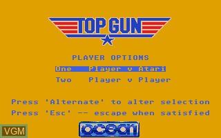 Top Gun for Atari ST - The Video Games Museum