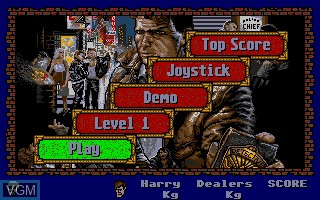 Operation Cleanstreets for Atari ST - The Video Games Museum