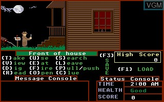 Psycho for Atari ST - The Video Games Museum
