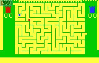 Amazing Maze & Tic-Tac-Toe