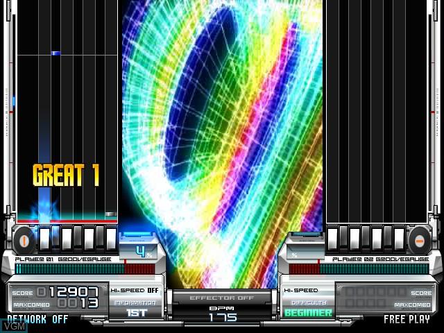 Beatmania IIDX 17 Sirius