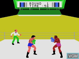 Rocky Super-Action Boxing