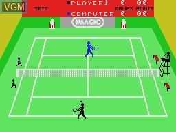 Tournament Tennis