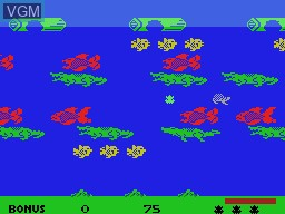 Frogger II - ThreeDeep!