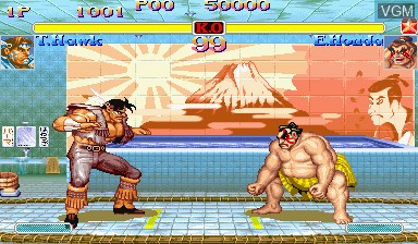Super Street Fighter 2 Turbo for Capcom CPS-II - The Video