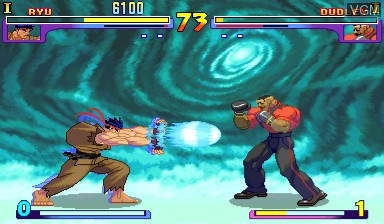 Street Fighter III - New Generation