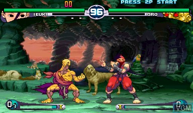 Street Fighter III - 2nd Impact
