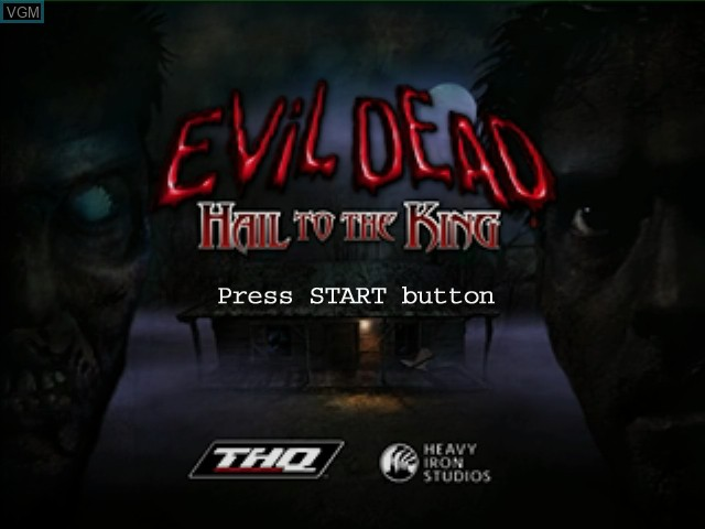 Evil Dead - Hail to the King for Sega Dreamcast - The Video