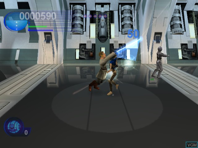 Star Wars - Episode I - Jedi Power Battles