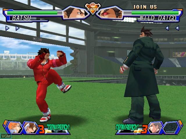 Moero! Justice Gakuen