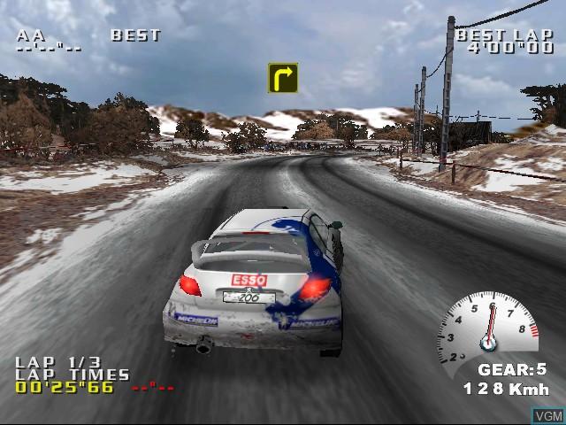 V-Rally 2 - Expert Edition