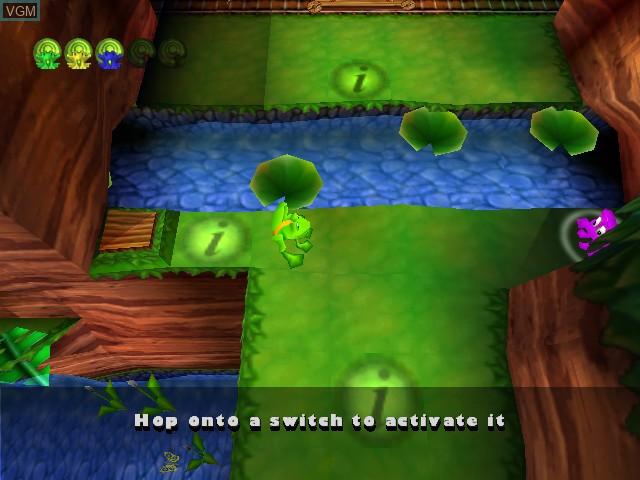 Frogger 2 - Swampy's Revenge