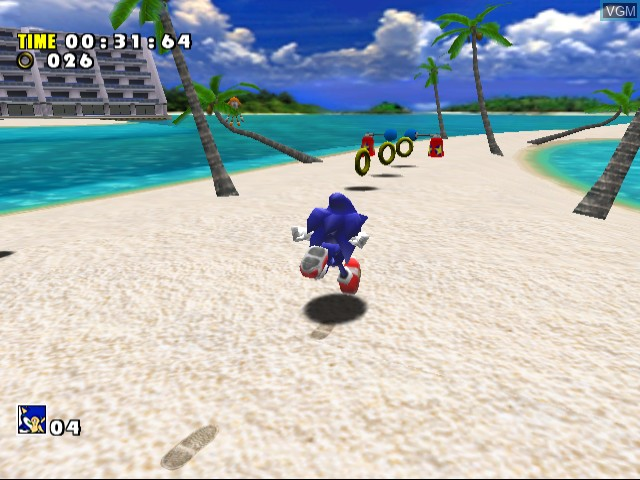Sonic Adventure - Limited Edition