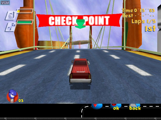 Toy Racer