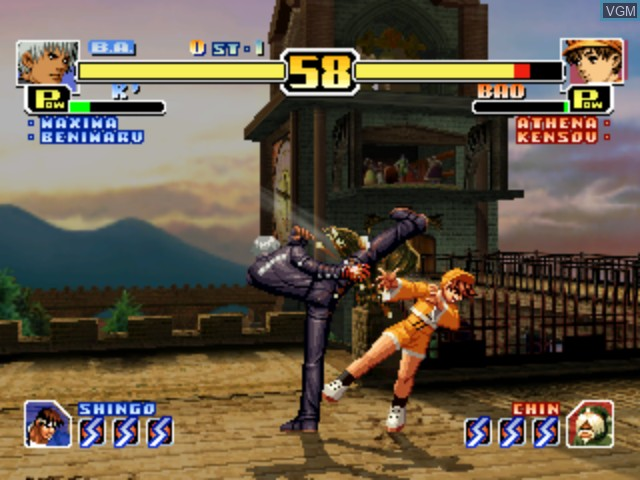 King of Fighters '99, The - Evolution