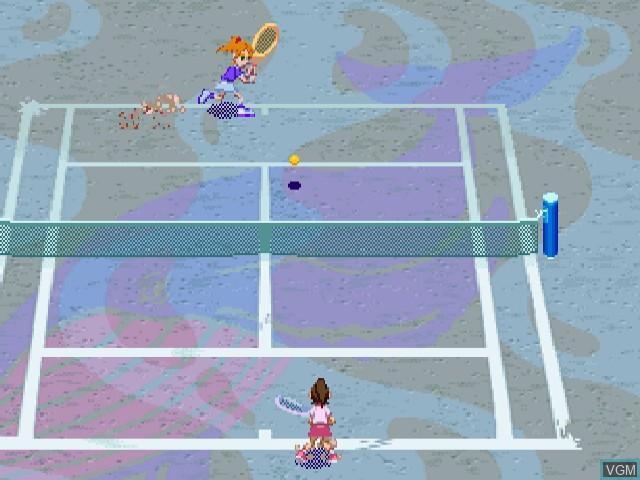 Netto de Tennis
