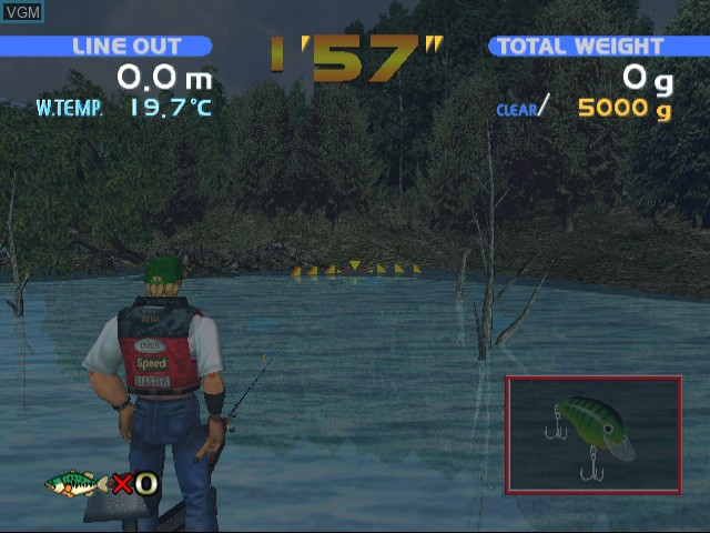 Sega Bass Fishing