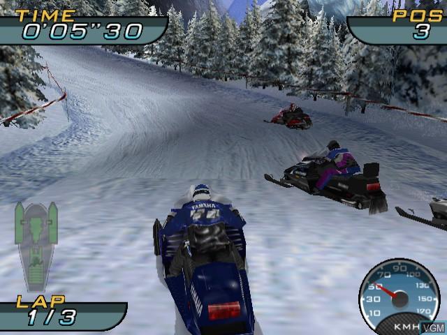 SnoCross Championship Racing