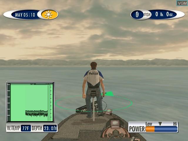 Sega Bass Fishing 2