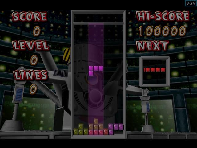 Tetris 4D