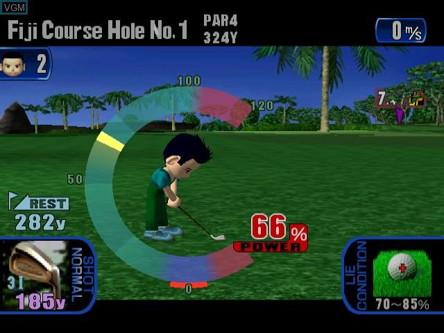 Golf Shiyou yo - Course Data-shuu - Adventure-hen