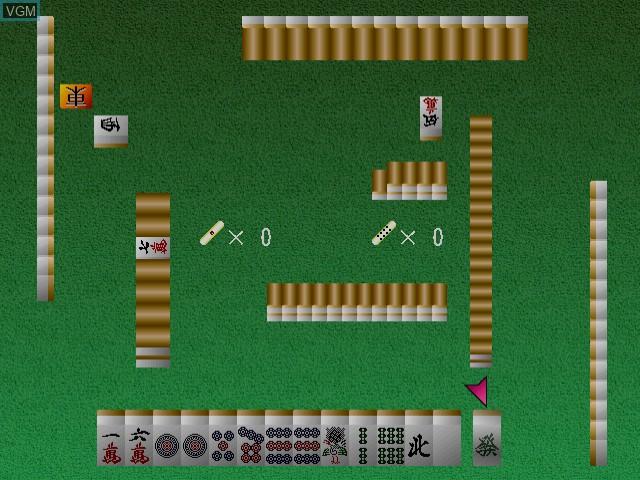 Net Versus - Mahjong